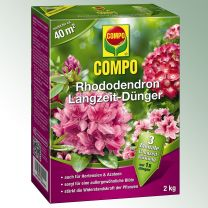 COMPO Rhododendron Langzeitdünger, Pack. = 2 kg