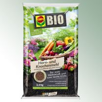COMPO Bio Horn + Knochenmehl 6+8+2, Pack . = 2,5 kg