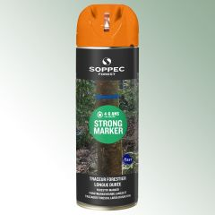 Soppec Signierfarbe ORANGE Strong Marker / Inhalt 500 ml